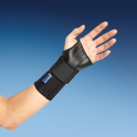 Mediroyal randmeortoos Origo Tetra Short Wrist Black