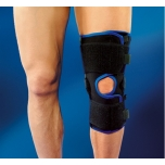 4115 Deroyal põlveortoos Hinged Knee Brace Wrap Around