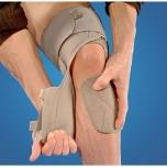 4315 Deroyal põlveortoos Hinged Knee Brace Wrap Around