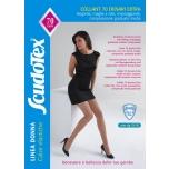 Kompressioonsukapüksid tugevdatud püksiosaga 15-18 mmHg, 70DEN